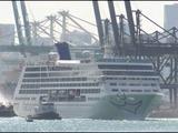 Recorre el primer crucero en medio siglo de EEUU a Cuba