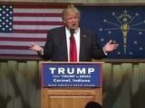 Trump y Clinton buscan consolidar sus nominaciones en Indiana