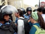 Ingresan a juzgados capitalinos los 4 detenidos por muerte de Berta Cáceres