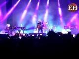 Alejandro Sanz ofreció un espectacular concierto en Honduras