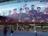 Barcelona festejó