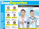 Zona Deportiva:  Messi contra Honduras hoy en las 5 rápidas
