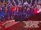Un día como hoy Barcelona gana su tercera Liga de Campeones