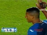 Medio tiempo Argentina arriba en el marcador frente a Honduras 1-0