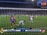 Con gol de Ramos Madrid le gana 1 - 0 al Atlético en la primera mitad