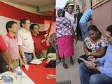 Partidos políticos trabajan a todo vapor por tema de la reelección