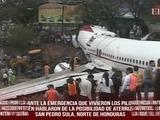Un día como hoy un avión Airbus 320 de Taca se estrella en Toncontín