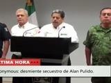 Anonymous asegura que secuestro de Alan Pulido fue una mentira