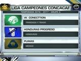 Quedan definidos los grupos de la Concacaf Liga de Campeones