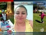 Madre hondureña junto a sus hijos viven momentos de angustia en EEUU