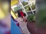 Niño víctima de bullying propina golpiza a uno de sus agresores