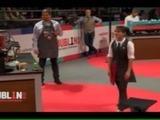 Hondureña destaca en Concurso Mundial de Barismo en Irlanda