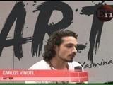 El actor hondureño Carlos Vindel habla sobre su nuevos pasos en el teatro