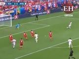 Mediante tanda de penales Polonia vence a Suiza y avanza a cuartos