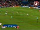 Portugal vence por la mínima a Croacia y esta en cuartos