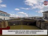 Un día como hoy se inaugura la ampliación del Canal de Panamá