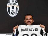 Zona Deportiva:  Dani Alves es jugador de la Juventus