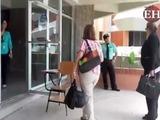 Estudiantes desalojan el edificio de Química y Farmacia de la UNAH