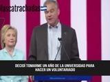 Tim Kaine recuerda a Honduras en su discurso de candidato a vice