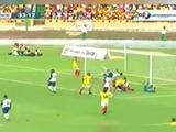 Sub 23: Honduras cae ante Colombia en partido de preparación