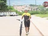 Conozca la historia de Jonny Mairena, el Ciclísta del Pueblo