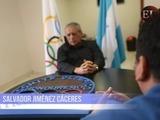 Presidente del COH explica la elección de Sara Pastrana por la FINA