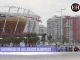 Seguridad en los Juegos Olímpicos, un dolor de cabeza