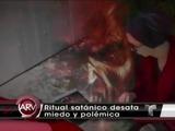 Joven mexicano asegura que le vendió el alma al diablo