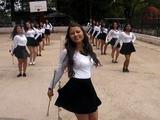 Belleza y buena música llevará la Escuela Normal Mixta a los desfiles patrios
