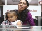 Génesis Solórzano, la pequeña que lucha por seguir de pie