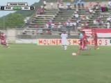 Real Sociedad anota frente a Olimpia 1-0 el marcador