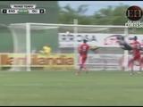 Medio tiempo : Real Sociedad le gana a Olimpia 2-0