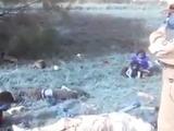 Difunden video de mortal accidente de indocumentados