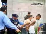 SPS: A la DPI son trasladados detenidos en Chamelecón