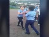Repudiante: Estudiantes hondureñas se van a los golpes