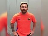 Messi felicita a Francesco Totti por su cumpleaños