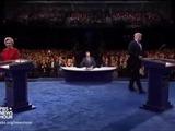 Los ruidos nasales de Donald Trump durante el debate se hacen virales