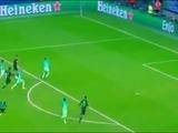 Barça derrota al Borussia Mönchengladbach por la Champions League