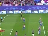 Atlético de Madrid vence por la mínima al Bayern Múnich