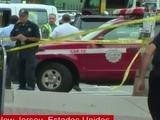Accidente de tren en la estación de Hoboken en Nueva Jersey