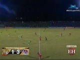 Olimpia vence al Police United 3 - 1 en la primera mitad