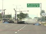 Emboscada a convoy militar en el norte de México