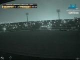 Apagón y así luce el Nacional de Tegucigalpa a oscuras