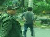 Tegucigalpa: Infiltrados ocasionan daño en protesta del Copinh