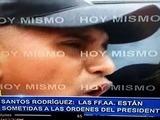Capitán Santos Rodríguez  Orellana reacciona tras recibir baja deshonrosa de las FFAA