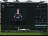 Barcelona derrota a Valencia C. F. 3-2 el marcador final