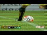 Real España y Platense se van al descanso empatando 0-0