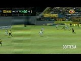Bryan Róchez anota en el minuto noventa frente a Platense 1-0