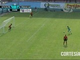 Juticalpa abre el marcador de tiro penal frente al Honduras Progreso 1-0