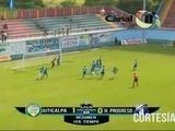 Juticalpa se va al descando ganando 1-0 a  Honduras Progreso